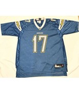 Official NFL Los Angeles Chargers Philip Rivers jersey SZ XXL Reebok Lig... - $33.25