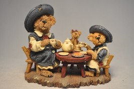Boyds Bears & Friends: Catherine & Caitlin Berriweather - 2000-41 - Litt... - $23.45
