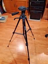 "Sunpak Platinum Plus 5200D Digital Tripod 52"" Camera Video Film Quick Re... - $16.82"