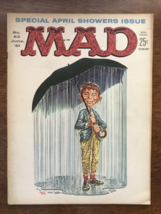 MAD MAGAZINE # 63 (JUNE 1961). FINE Condition. Sleek, Smooth Cover Surfa... - $24.00