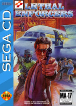 Lethal Enforcers Sega CD  Disk Only - $9.59
