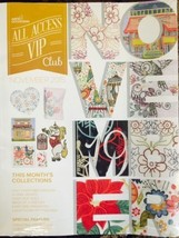 November 2015 All Access Anita Goodesign Embroidery Designs Cd Book And Cd - $39.59