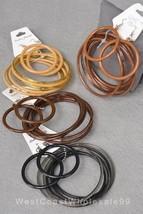 28 PC Fashion Bracelet Earring Sets Wholesale Lot 24 Bracelets 4 Pairs E... - $7.49