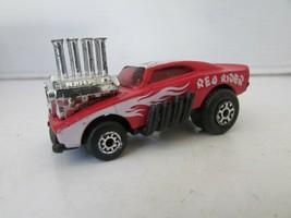MATCHBOX DIECAST CAR RED RIDER 1972 CHINA   H2 - $5.77