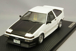 Ignition Model IG1772 1/18 Toyota Sprinter Trueno AE86 3Dr White from Japan New - $397.56