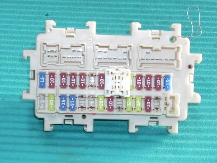 2014 NISSAN MAXIMA RELAY JUNCTION CABIN DASH FUSE BOX PANEL OEM on