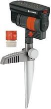 GARDENA ZoomMaxx Oscillating Sprinkler On Metal Step Spike - $113.12