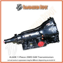 4L60E GM Transmission Stock Replacement 4x4 (1993 - 1997) - $1,485.00
