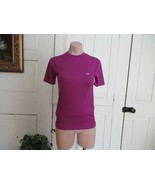 C9 Champion tee shirt Small purple semi-fitted short sleeves  - $11.71