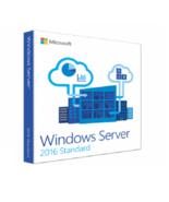 Windows Server 2016 Standard Version Full Retail - $29.99