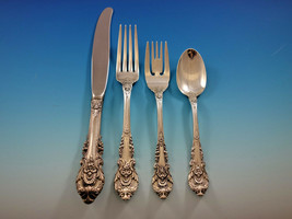 Sir Christopher by Wallace Sterling Silver Flatware Set for 8 Service 40... - $2,376.00