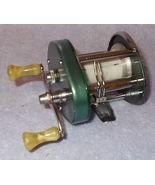 Vintage Bait casting Fishing Reel Shakespeare No.1926 Direct Drive Model FK - $19.95