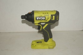 Ryobi One + 18V 1/4 In. Impact Driver P235A Used - $39.59