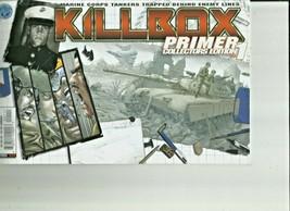 KILLBOX Primer Collectors edition #1  Rare comic Military Antarctic Press - $14.85