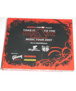 "Take It To The Max Music Tour 2007 CD ""General Tire Presents"" - $3.96"