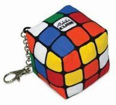 Rubik's Cube Keychain Plush - $4.99