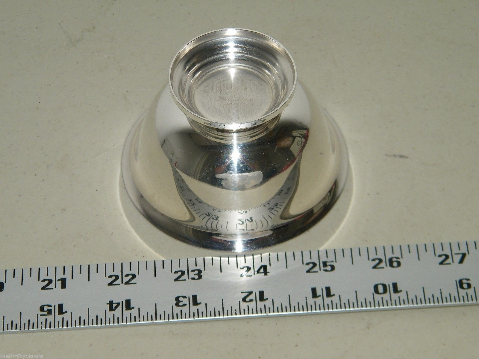 Reed Barton Paul Revere Design Small Nut And 17 Similar Items