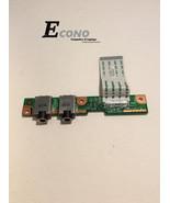 HP COMPAQ G60 CQ60 CQ60-210us CQ60-615DX AUDIO BOARD  50.4H534.001 554H5... - $1.97