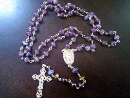Golen Eye Rosary - $22.30