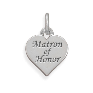 73890 matron of honor charm