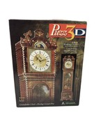 Wrebbit Puzz 3D Grandfather Clock 777 Pieces Jigsaw Puzzle Real Working ... - $129.99