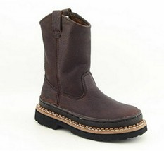 Georgia Boot Wellington Youth Brown Size 9 M US Youth - $64.34