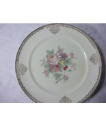 Very Rare, Vintage Salem Symphony China 23 Karat Gold-6, Set of 4 Plate,... - $65.00