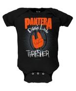 Pantera DADDY'S Piccolo Thrasher Tutina da Bambino Musica Rock Intero Body - $20.65