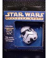 *STAR WARS*STORMTROOPER*COMPUTER MOUSE*NEW*SEALED BOX* - $49.99