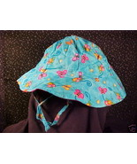 *BABY*BLUE*FLOWER*BUTTERFLY*SUN*BEACH HAT*2/4T*L/XL* - $5.00