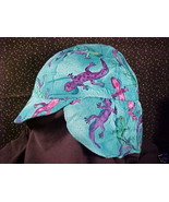 *BABY*BLUE*LIZARD*CHAMELEON*SUN*BEACH HAT*2/4T*L/XL* - $5.00