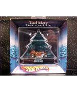 HOT WHEELS*CHRISTMAS*HOLIDAY DECORATION*DIECAST CAR*MIP - $14.99