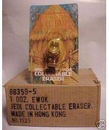 *STAR WARS*RETURN OF THE JEDI*EWOK ERASERS*FULL BOX* - $48.00
