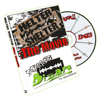 *HELTER SHELTER:THE MOVIE*DVD*BIZZARO*SIGNED*FREE SHIP* Bonanza
