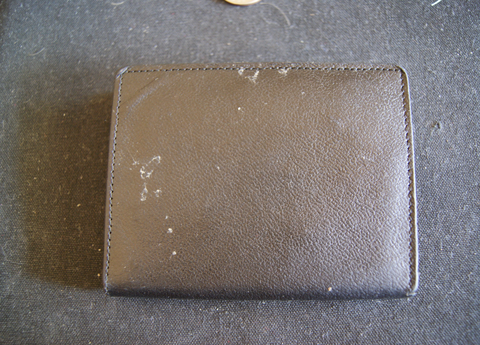 Beverly Hills Cal,Scarce Antique Police Badge W/ Wallet,.Hmk L.A Rubber Stamp Co image 13