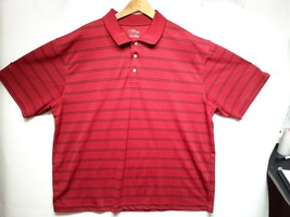 PGA Tour  Mens T Shirt Size XXL, Red - £9.66 GBP
