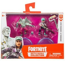 FORTNITE BATTLE ROYALE COLLECTION: DUO PACK TEKNIQUE & LOVE RANGER NEW... - $13.00
