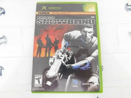 Project: Snowblind Microsoft Xbox, 2005 With Manual - $12.19
