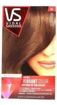 1 Box Vidal Sassoon Pro Series Ultra Vibrant 6G Light Golden Brown Perma... - $29.99