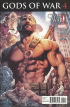 (CB-5) 2016 Marvel Comic Book: Civil War II, Gods of War #4 - $2.50