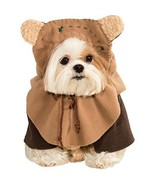 (large, Ewok) - Rubies Costume Star Wars Collection Pet Costume #beg - £21.65 GBP