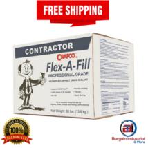 30 lb Box Black Pavement Crack Repair Hot Applied Asphalt Concrete Seala... - $52.91