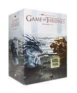 Game of Thrones: The Complete TV Series Seasons 1-7 (DVD, 2017 New) - $67.77