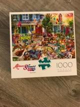 Buffalo Games - Aimee Stewart Yard Sale - 1000 Piece Jigsaw Puzzle - $14.99