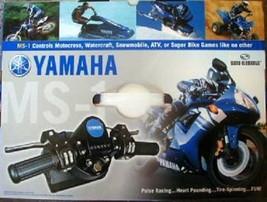 Nuovo Yamaha MS-1 Motore Sport Joystick Per Xbox Orignal Gamecube O Psone PS2 - $49.94