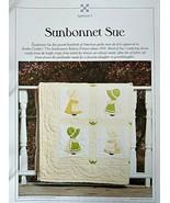 Sunbonnet Sue Quilt Pattern - Best Loved Quilts - Pattern 1992 - $4.95