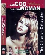 And God Created Woman (1956)  Roger Vadim Brigitte Bardot DVD MOVIE GIFT... - $17.75
