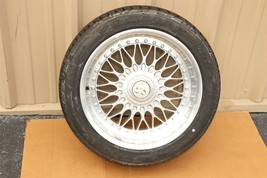 "BMW E39 540i 530i 525i 528i 535i 17"" Spare Wheel Rim Tire 2pc BBS Deep Dish ""NEW image 1"