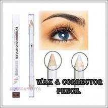 DEPEND 4910 Perfect Eye Eyebrow Duo Styler Wax & Concealer Pencil - $6.69