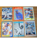 Ken Griffey Jr. Lot of 6 Great MLB Baseball Cards [Misc.] - $0.99